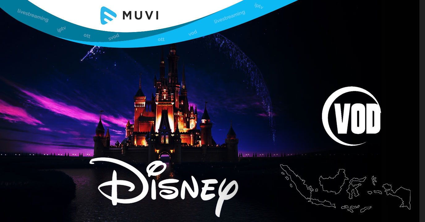 Disney launches its own VOD streaming app in Philippines