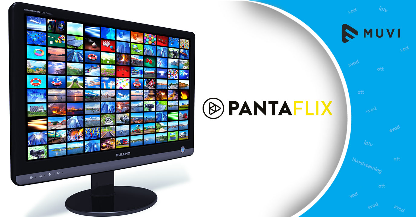 Pantaflix introduces global VOD platform