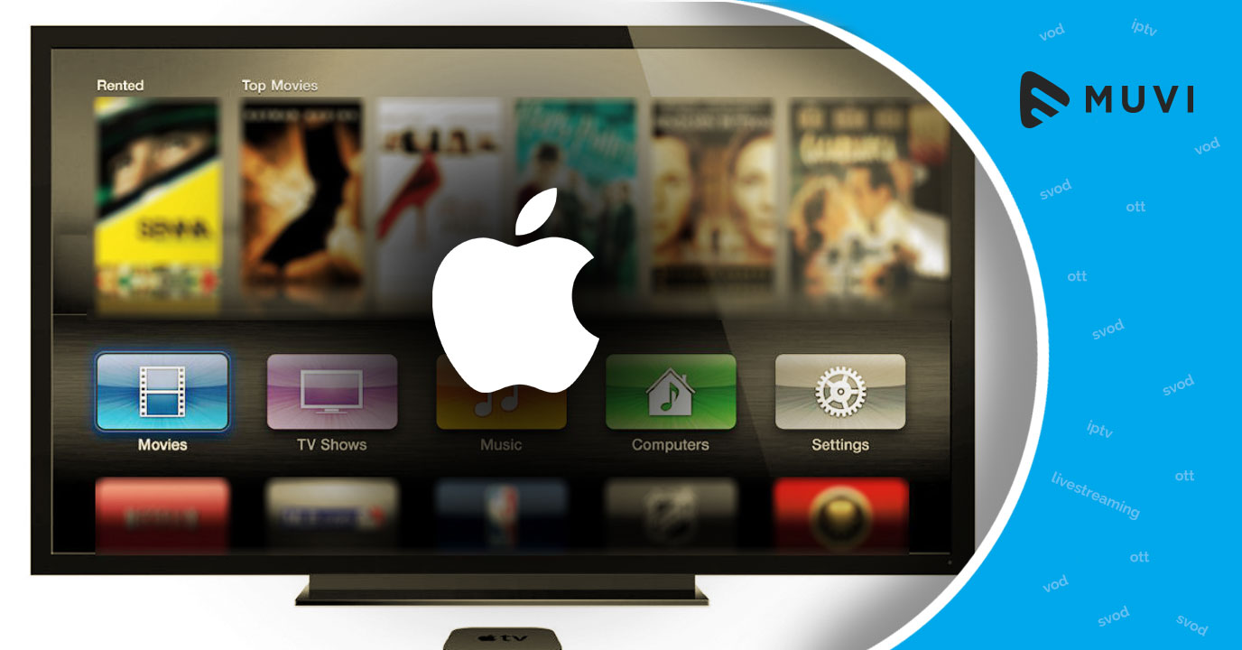 Apple hints at own Video-on-Demand (VoD) service