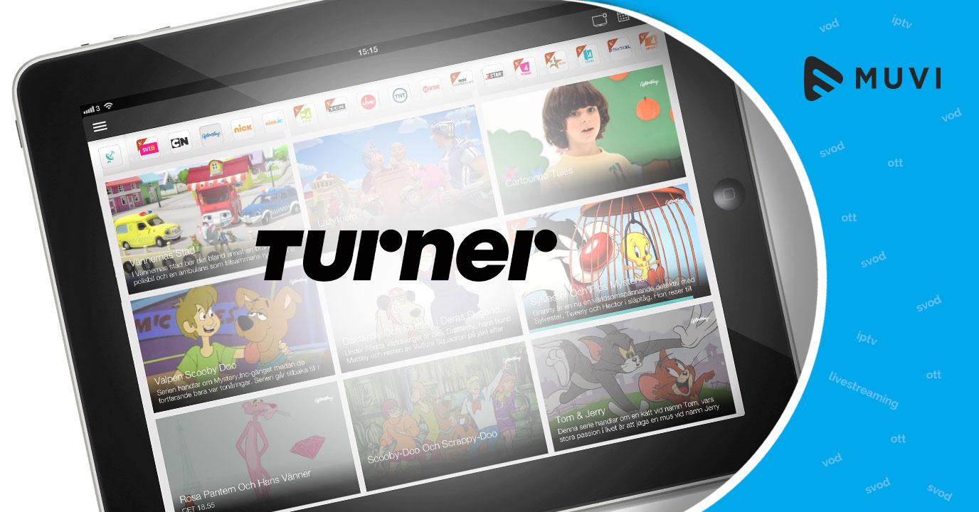 Turner EMEA introduces OTT Service in Nordics