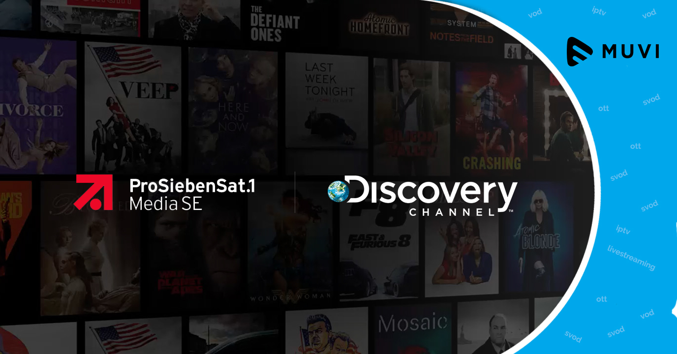 ProSieben and Discovery partner to build German TV streaming platform