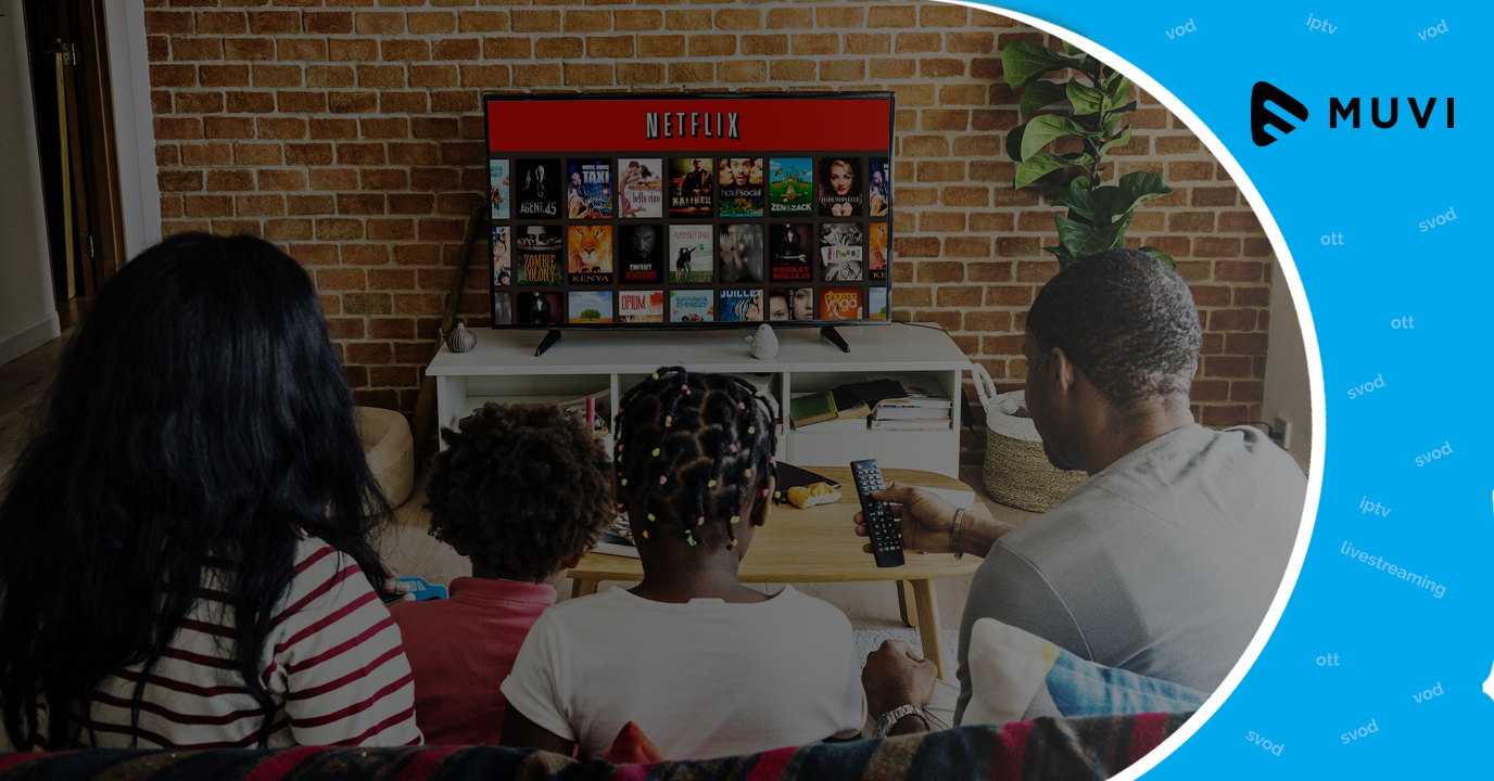 SVOD gains popularity in Sub Saharan Africa