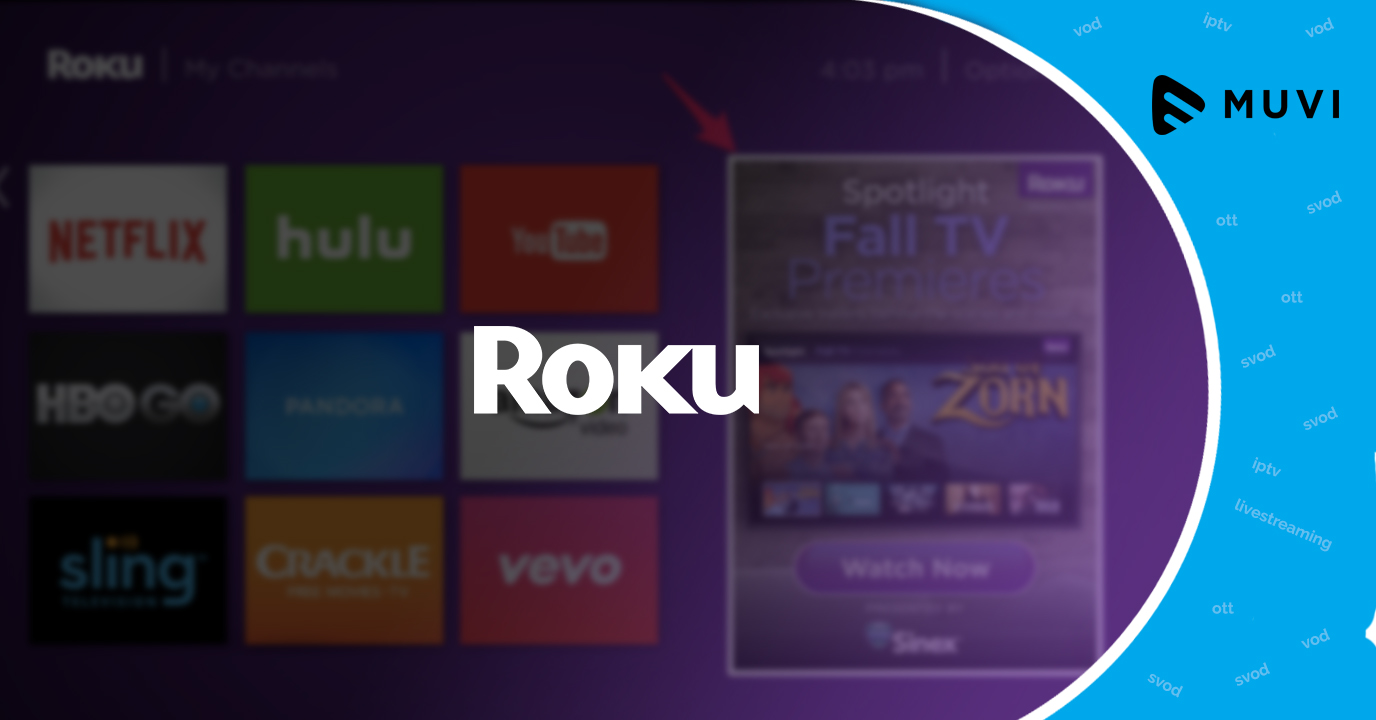 Roku introduces new OTT ad-marketplace in US