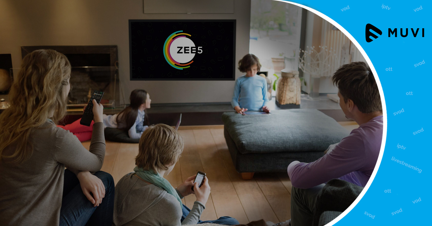 OTT VOD platform Zee5 goes international