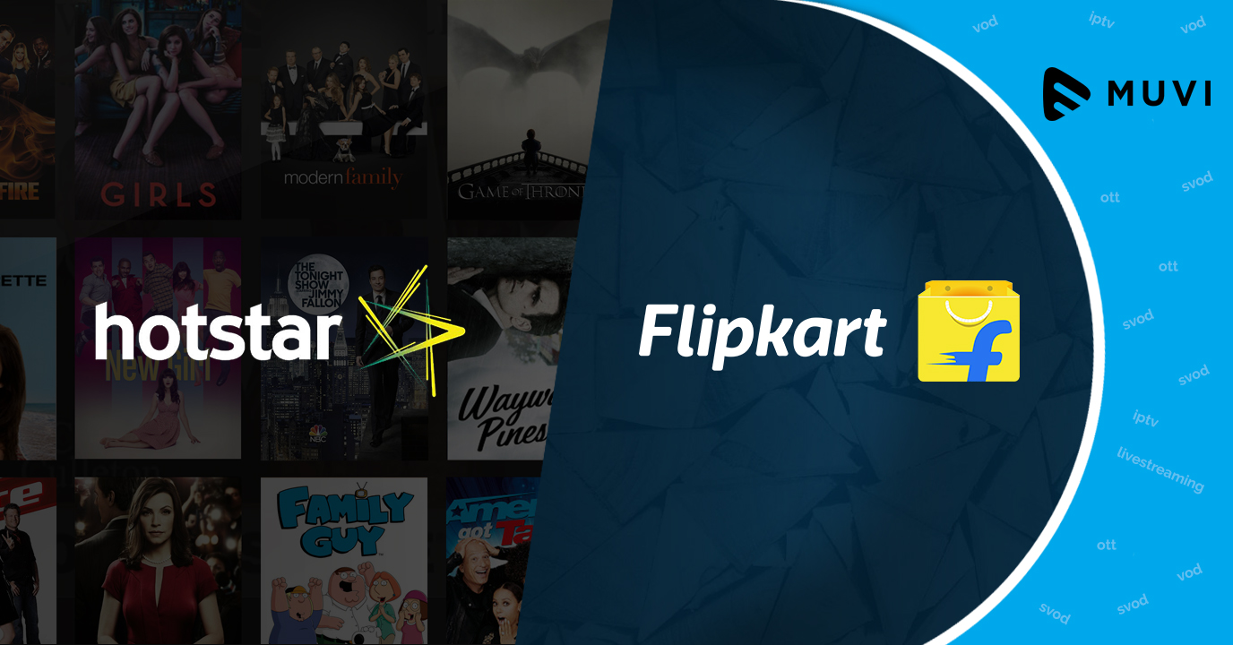 Flipkart partners with Hotstar for an online ad platform