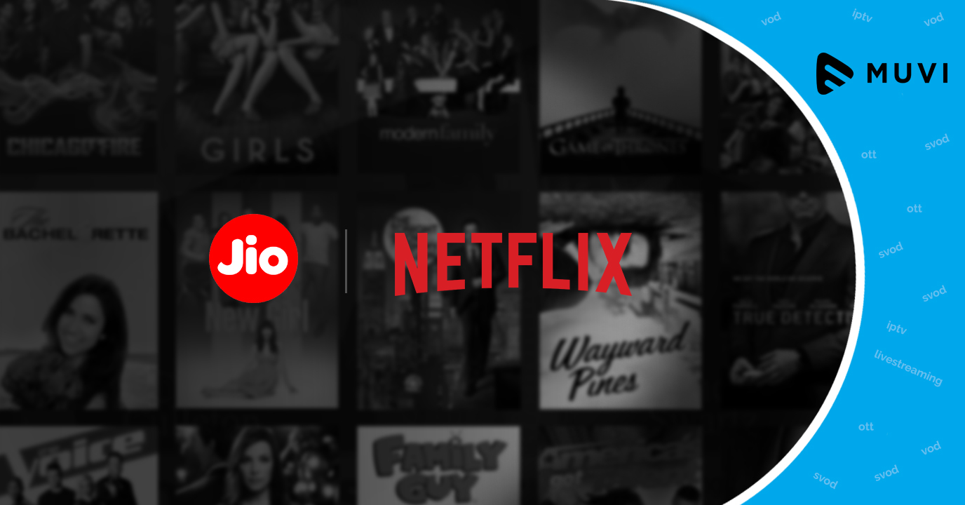 Following dismal performance in India, Netflix pins hope on partnership with Reliance Jio