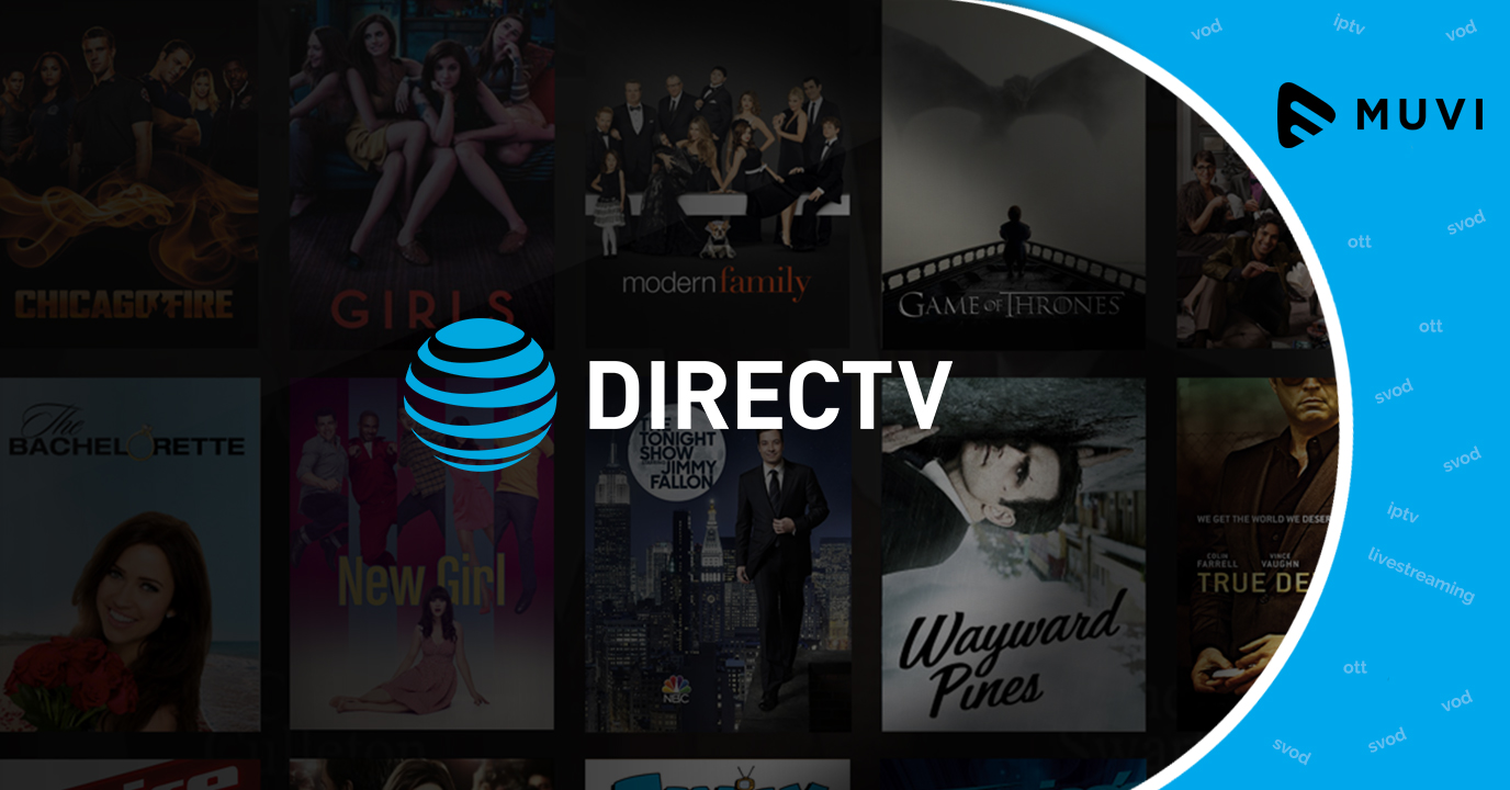 SVOD Platform DirecTV gains Subscriptions