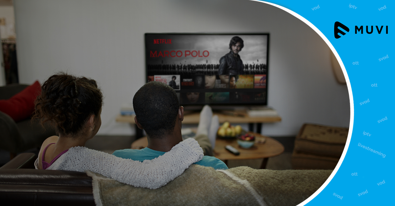 SVOD witnessing growth in Africa