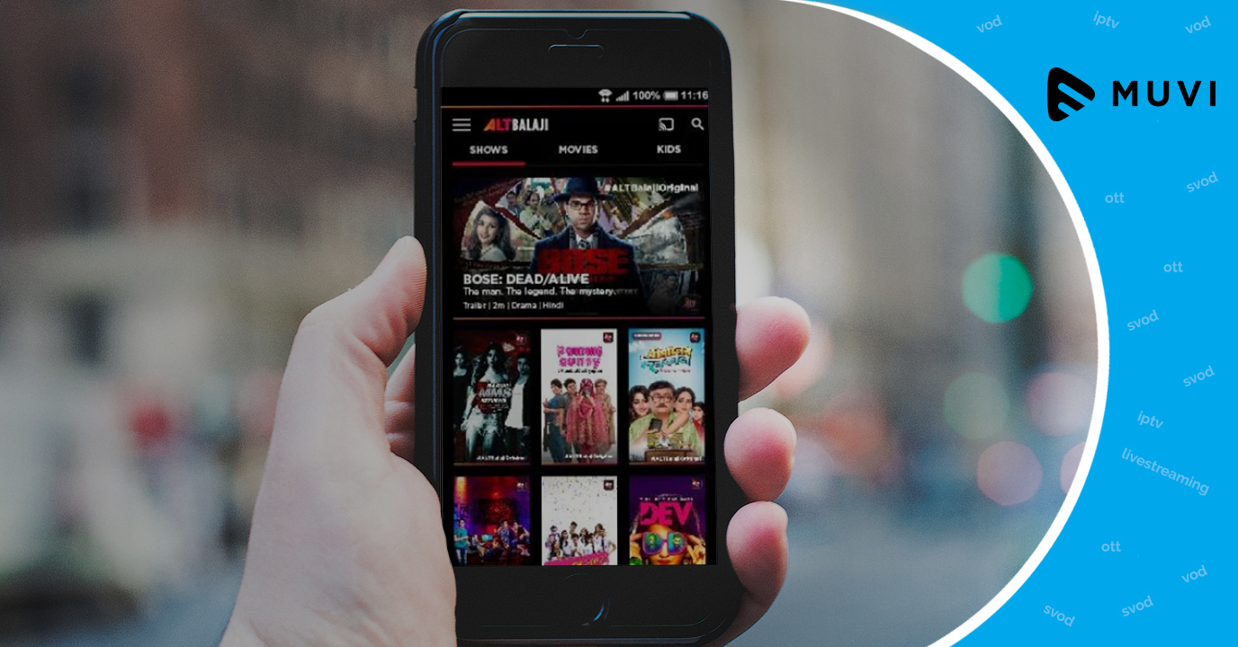 Homegrown OTT players give tough competition to Netflix