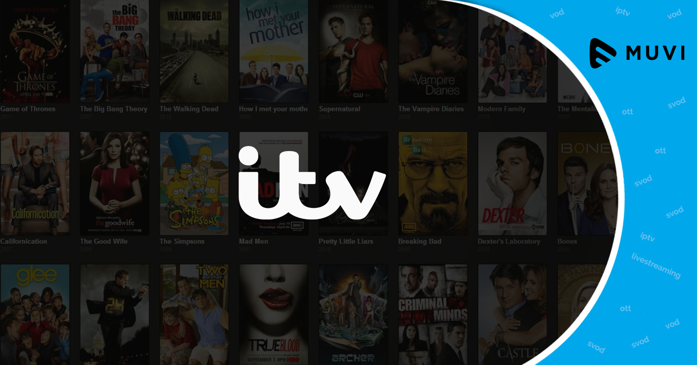 ITV invests $1 billion on new SVOD platform