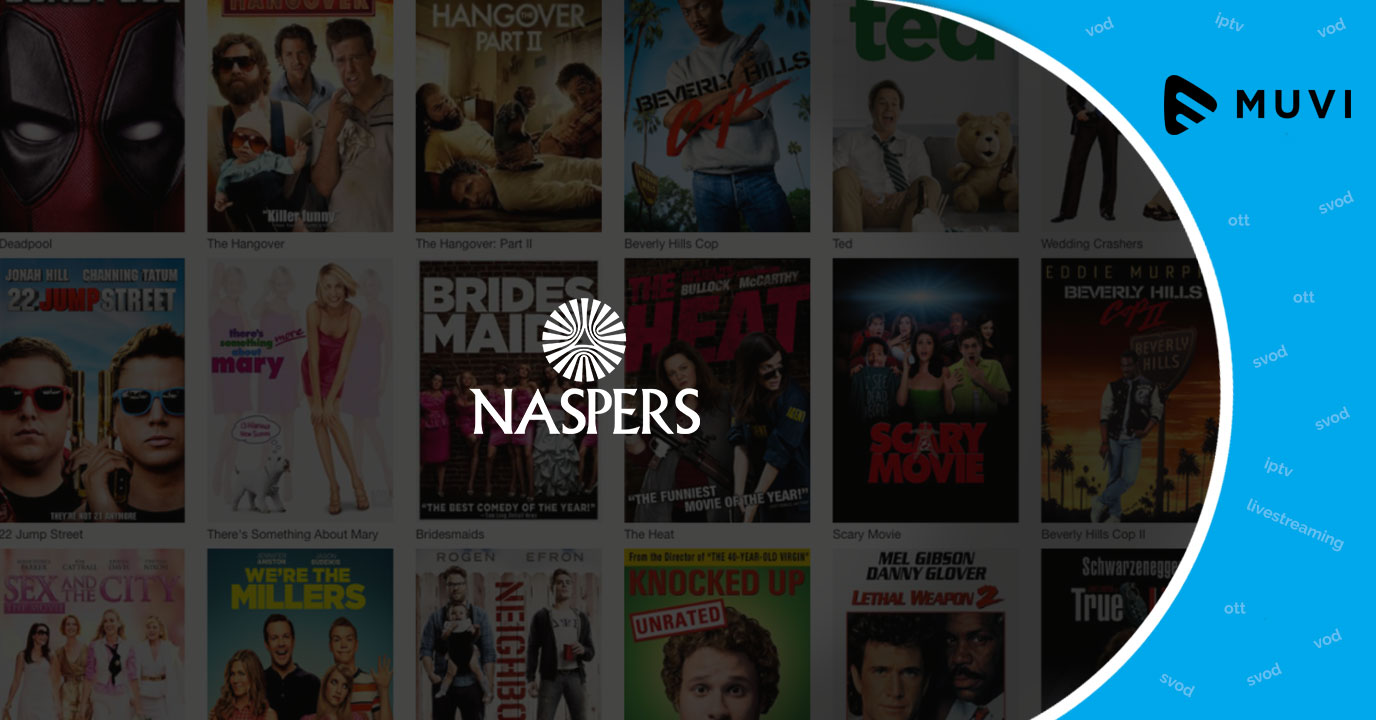 Naspers create VOD unit as online streaming battle intensifies