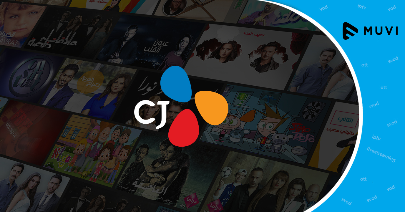 CJ Group partners with Netflix and China's Youku for promoting