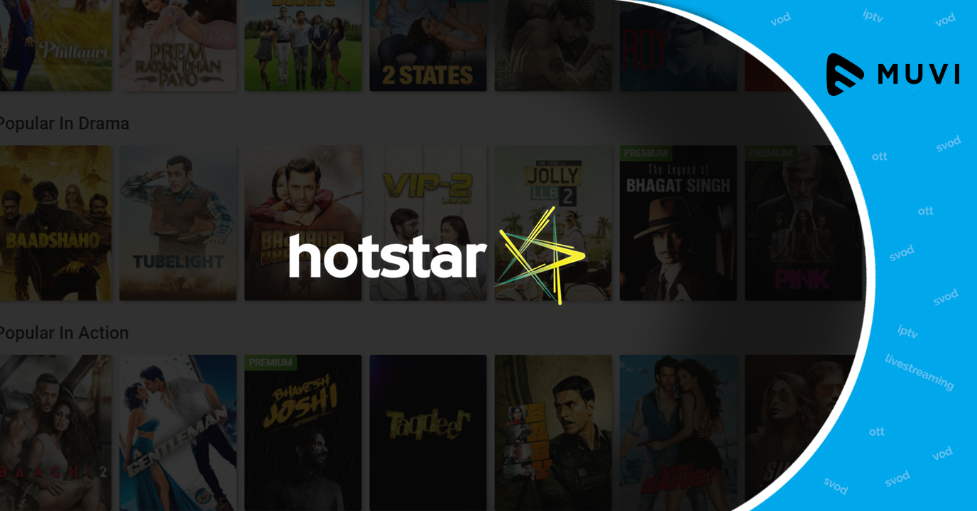 OTT player Hotstar raises Rs 516cr, to up its game against global players