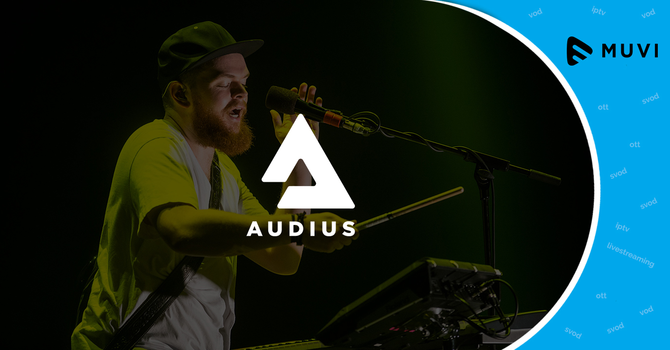 Audius use blockchain to bridge gap between music artists and listeners