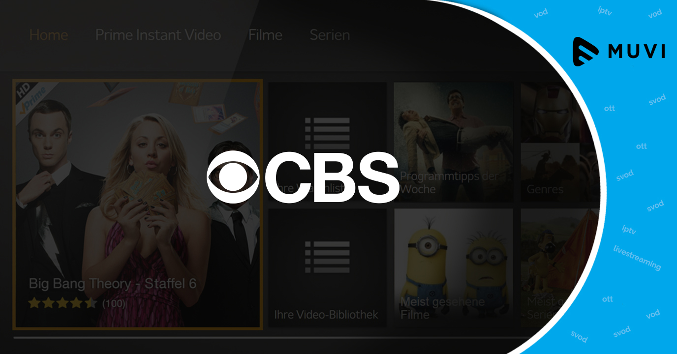 CBS All Access sets its foot on Amazon Prime