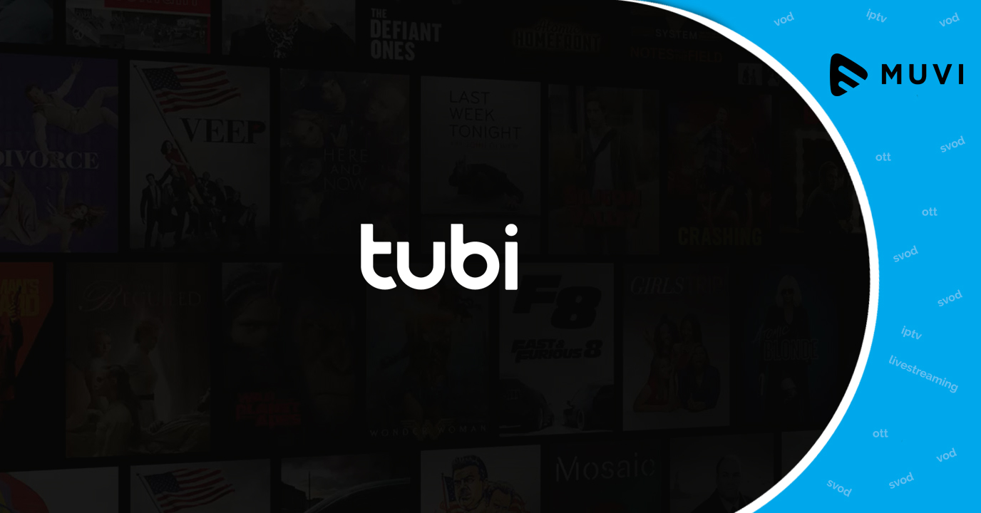 Tubi TV introduces video-on-demand (VoD) platform