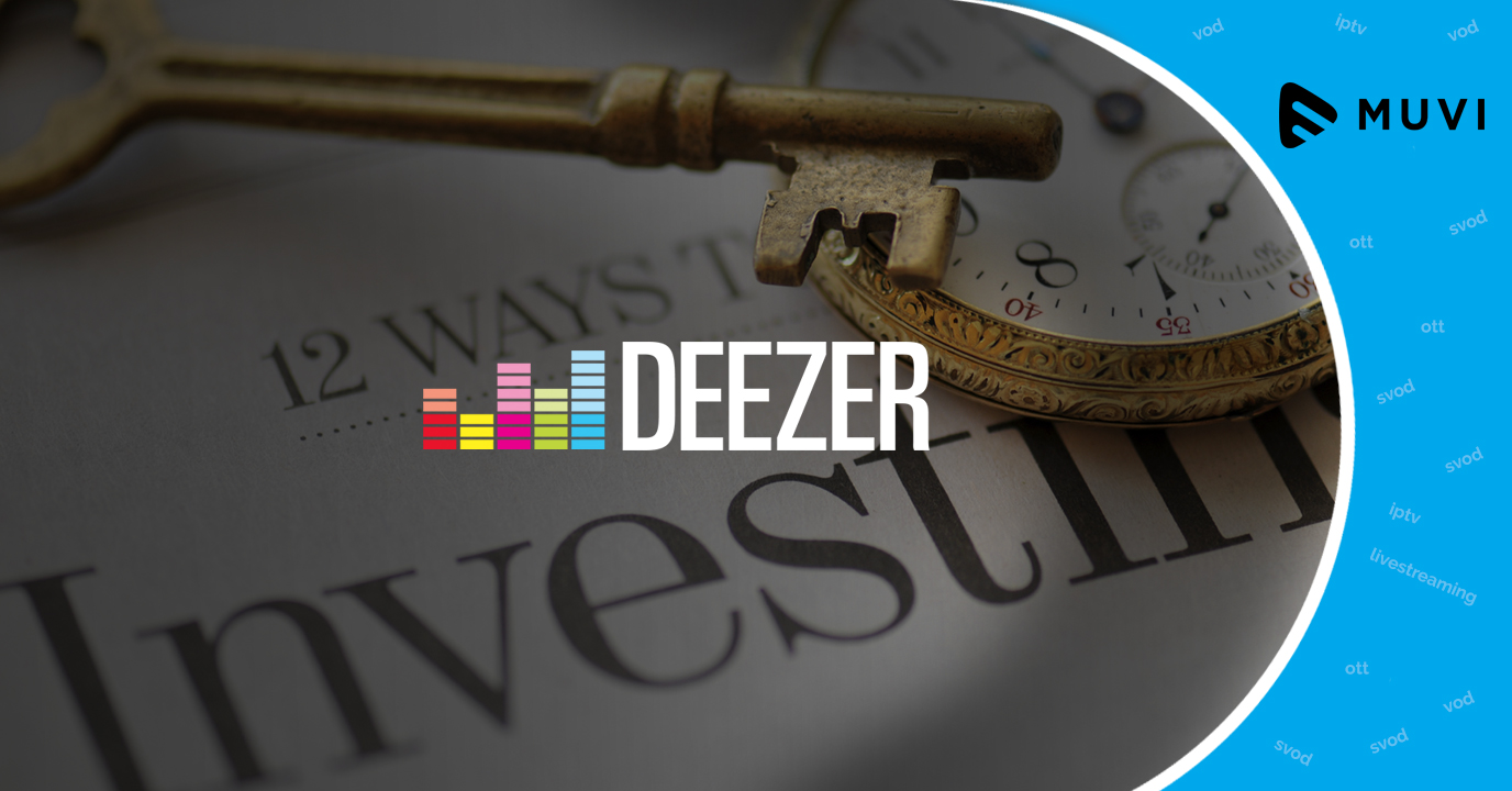 Music streaming service Deezer adds $185 Million, enters partnership with Rotana