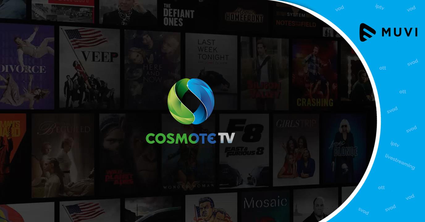 OTT platform Cosmote TV GO goes live