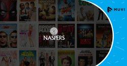 Naspers create VOD unit as online streaming battle intensifies