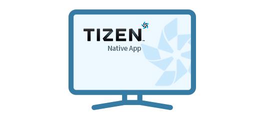 Build Samsung TV App | Launch your Tizen App instantly - Muvi