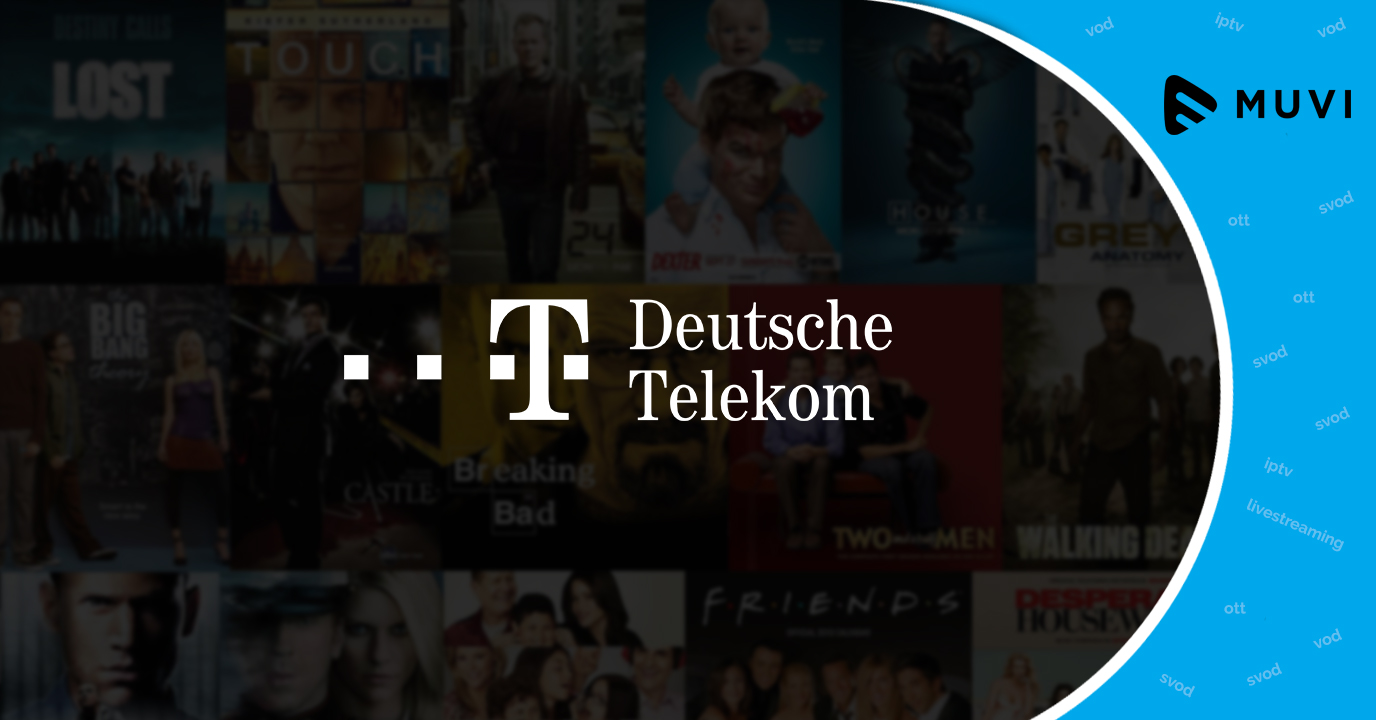 Deutsche Telekom enters into OTT market