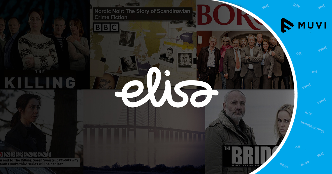 "Elisa all set to bring ""Nordic TV"" SVOD to Chinese market"