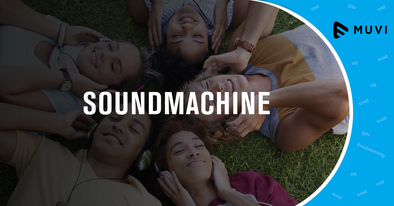 BluOS partners with music streaming service SoundMachine for business