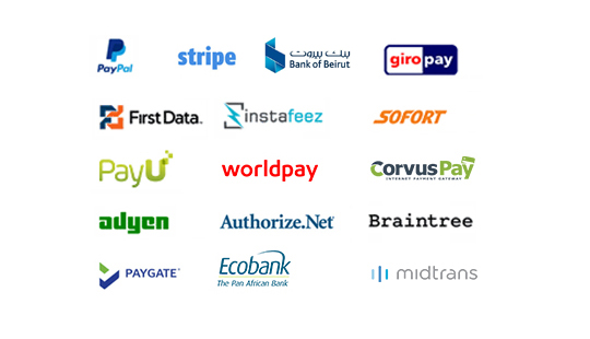 Integrate any Payment gateway to your streaming platform - Muvi