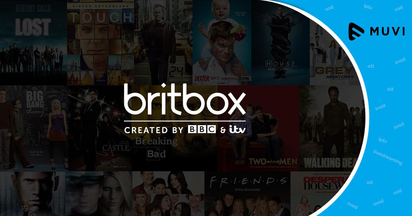 OTT service BritBox surpasses 150k subscribers