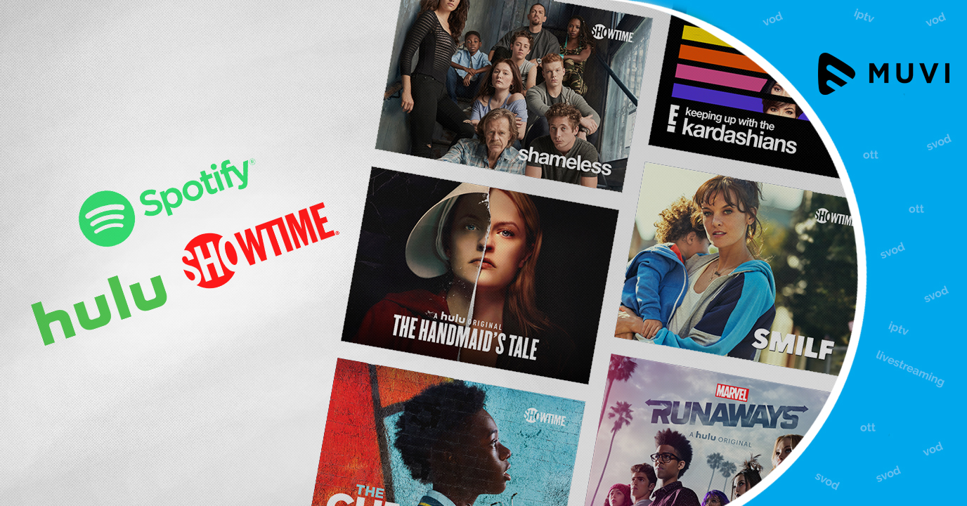 Showtime, Hulu part of Spotify's students package