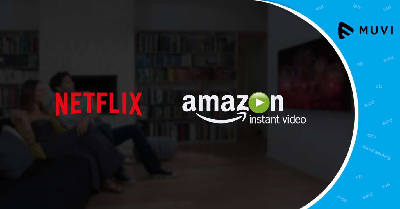 Video streaming platform Netflix and Amazon spark UK TV boom