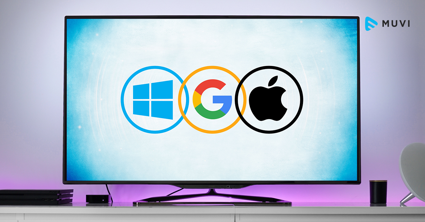TV OS War: Are Apple, Microsoft & Google really interested?