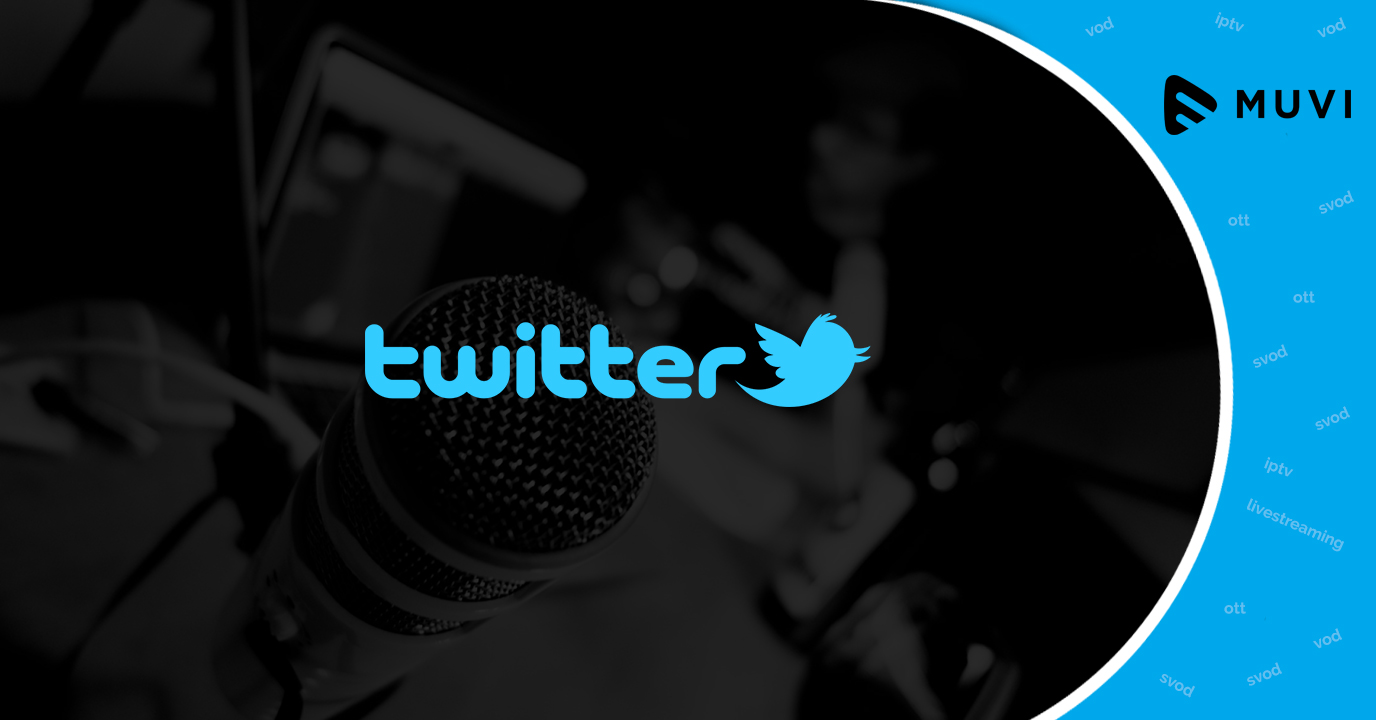 Twitter Is Launching Audio-Only Broadcasting In Periscope on iOS