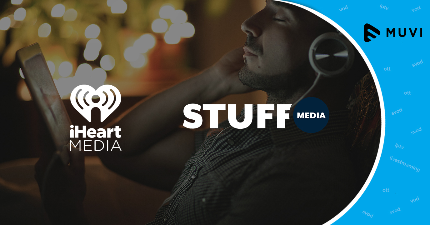 Music streaming company iHeartMedia all set to acquire Stuff Media