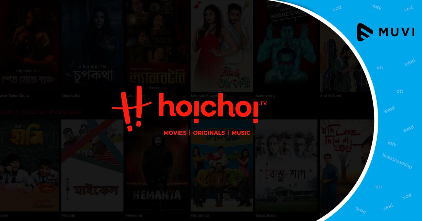 Bengali OTT platform Hoichoi enters foreign markets