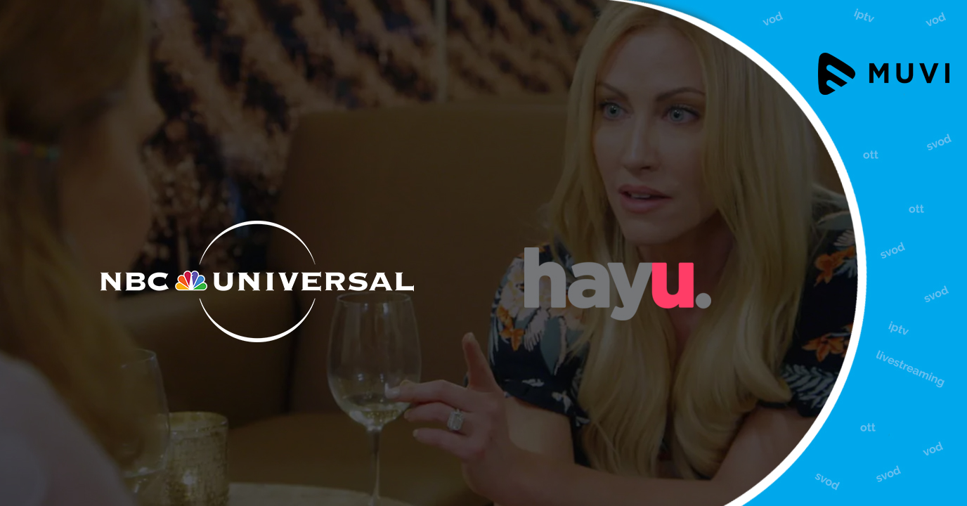NBCUniversal brings SVoD service Hayu to Canada