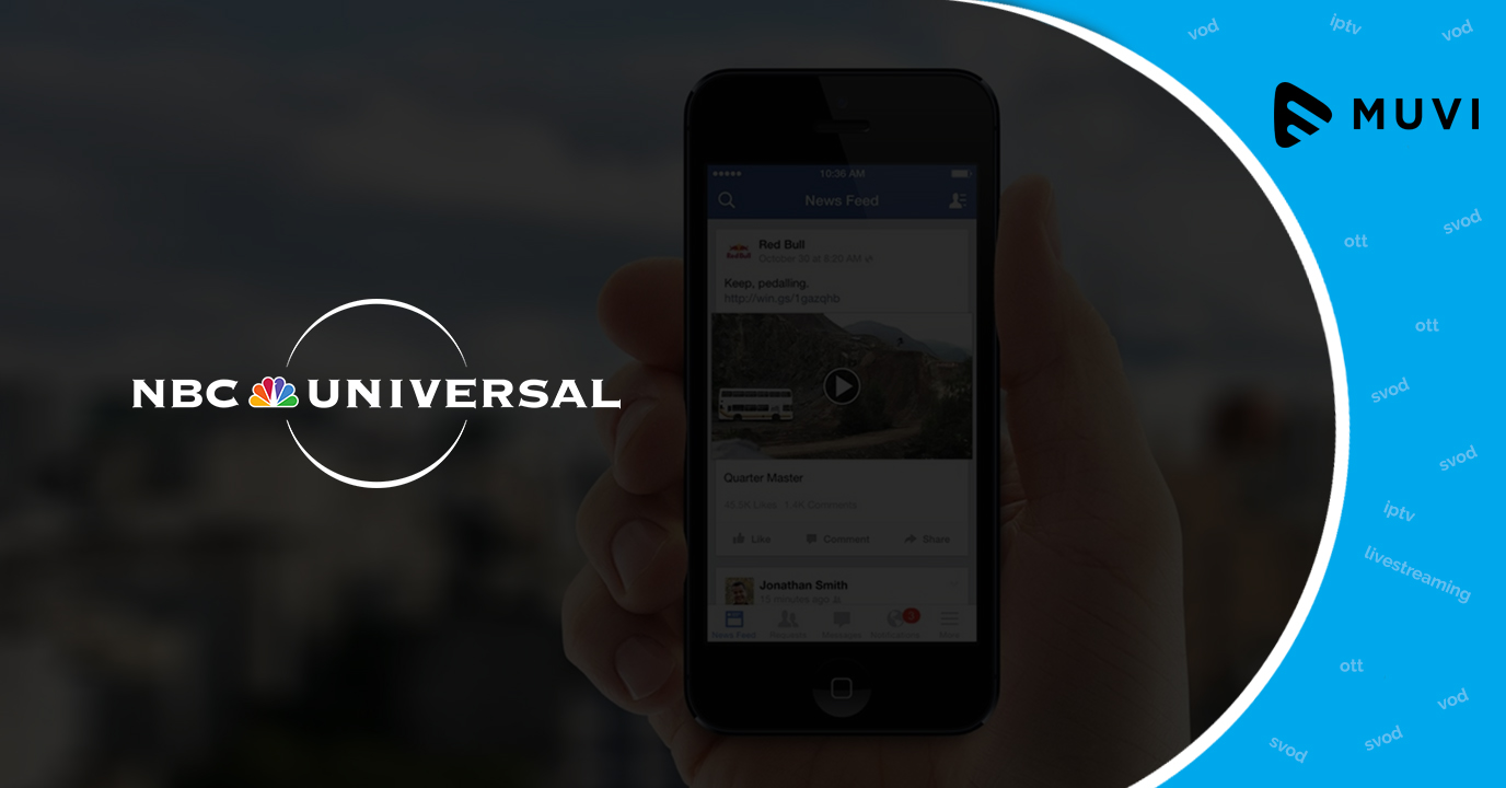 NBC Universal unveils user-based OTT video streaming service