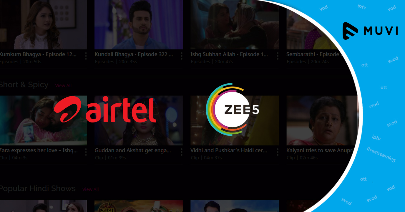 VoD platform ZEE5 pushes for wider audience reach