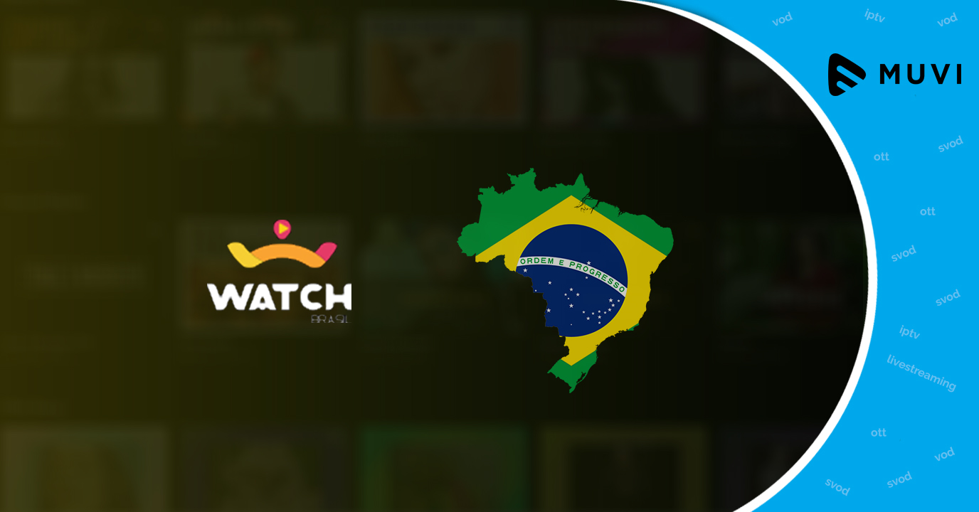 VoD platform WatchTV launches in Brazil