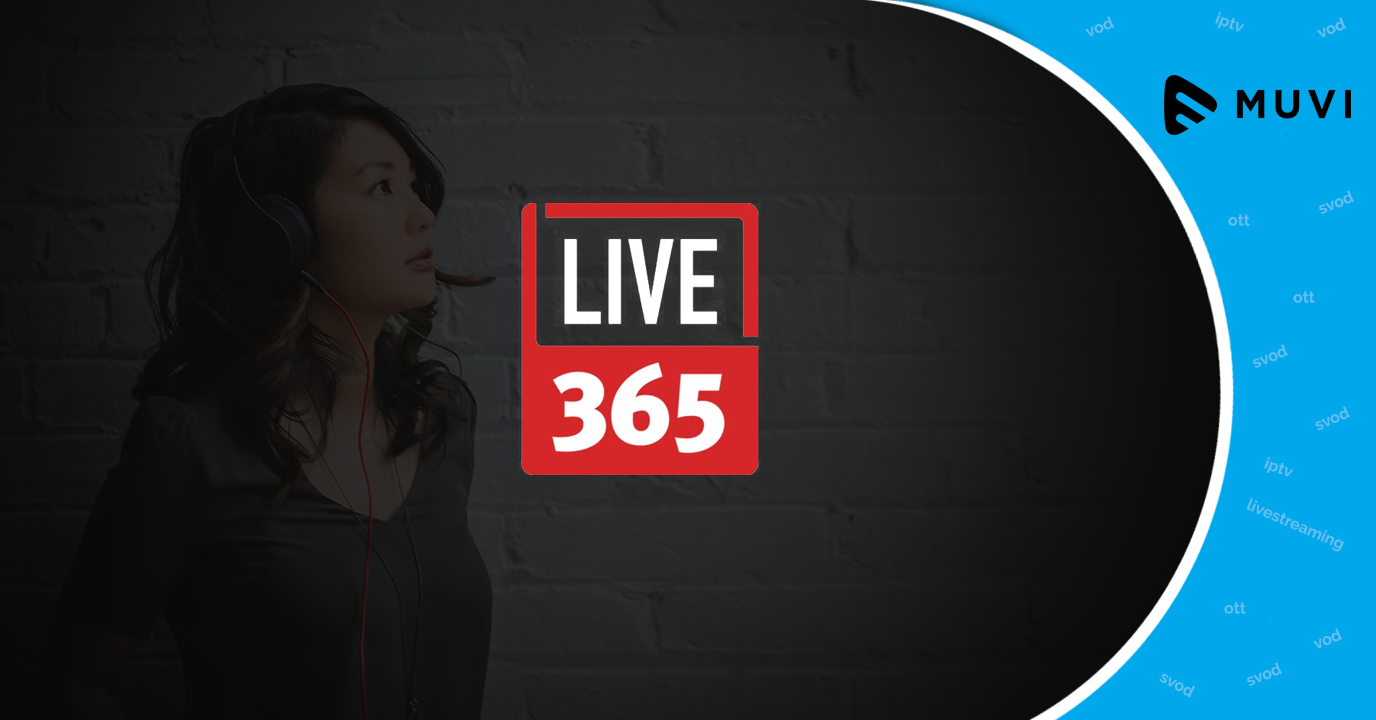 Audio streaming platform LIVE365 launches in UK