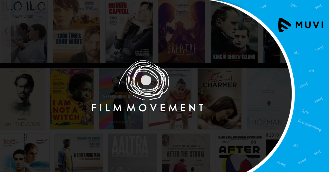 Film Movement introduces SVOD service