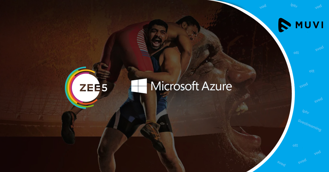 ZEE5 collaborates with Microsoft Azure to go global
