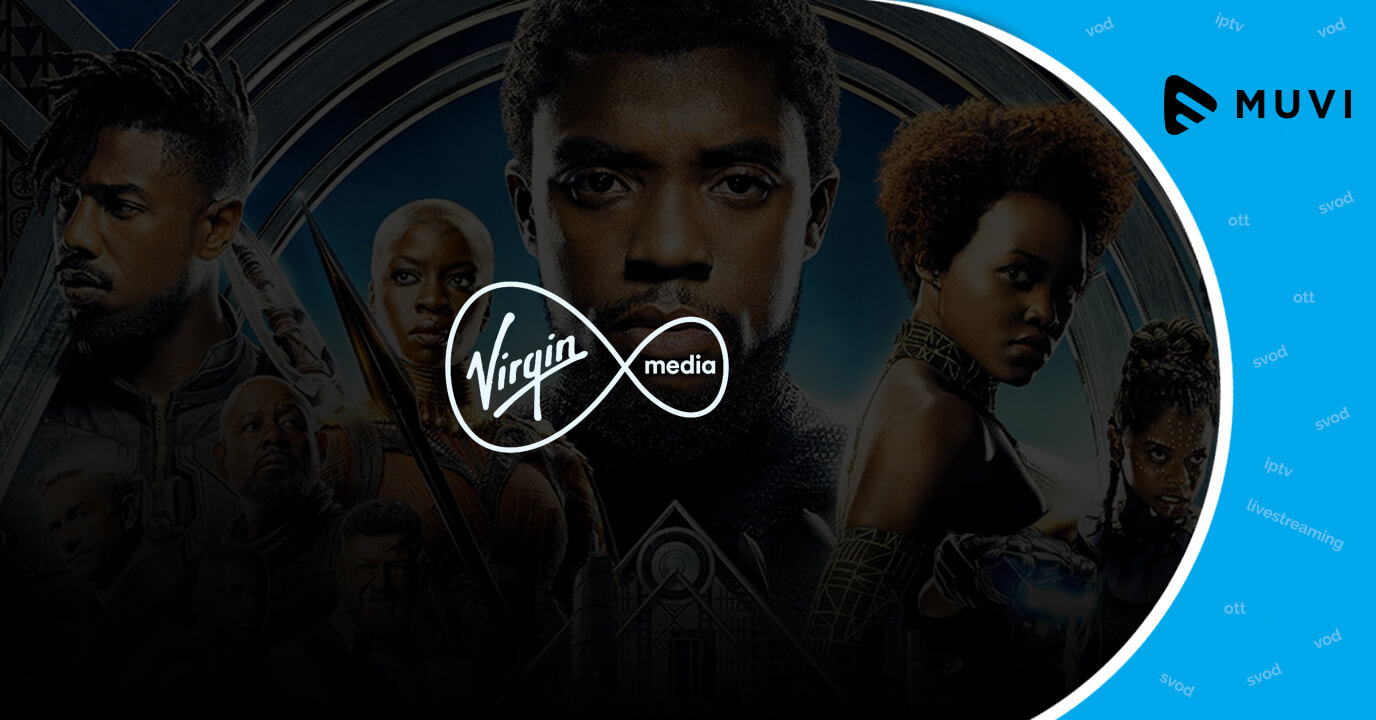 Virgin Media to launch new SVoD channel