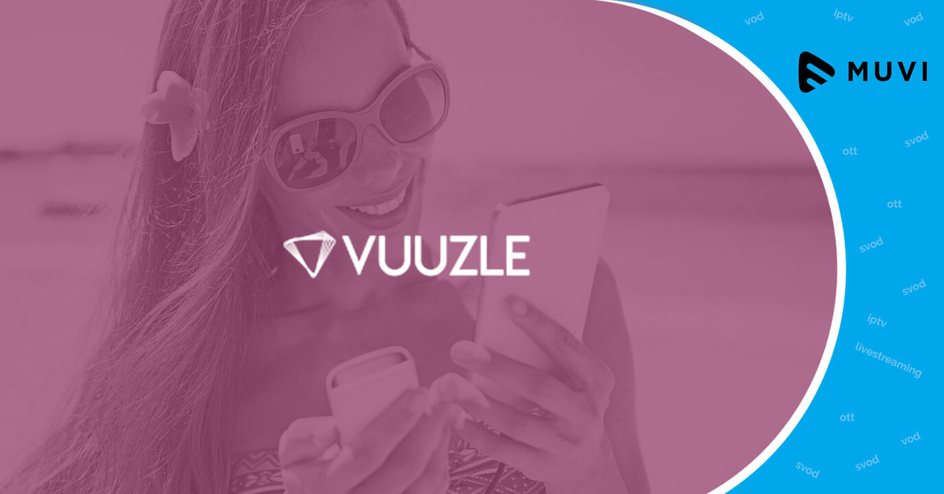 Vuuzle Media Corp announces launch of new over-the-top platform