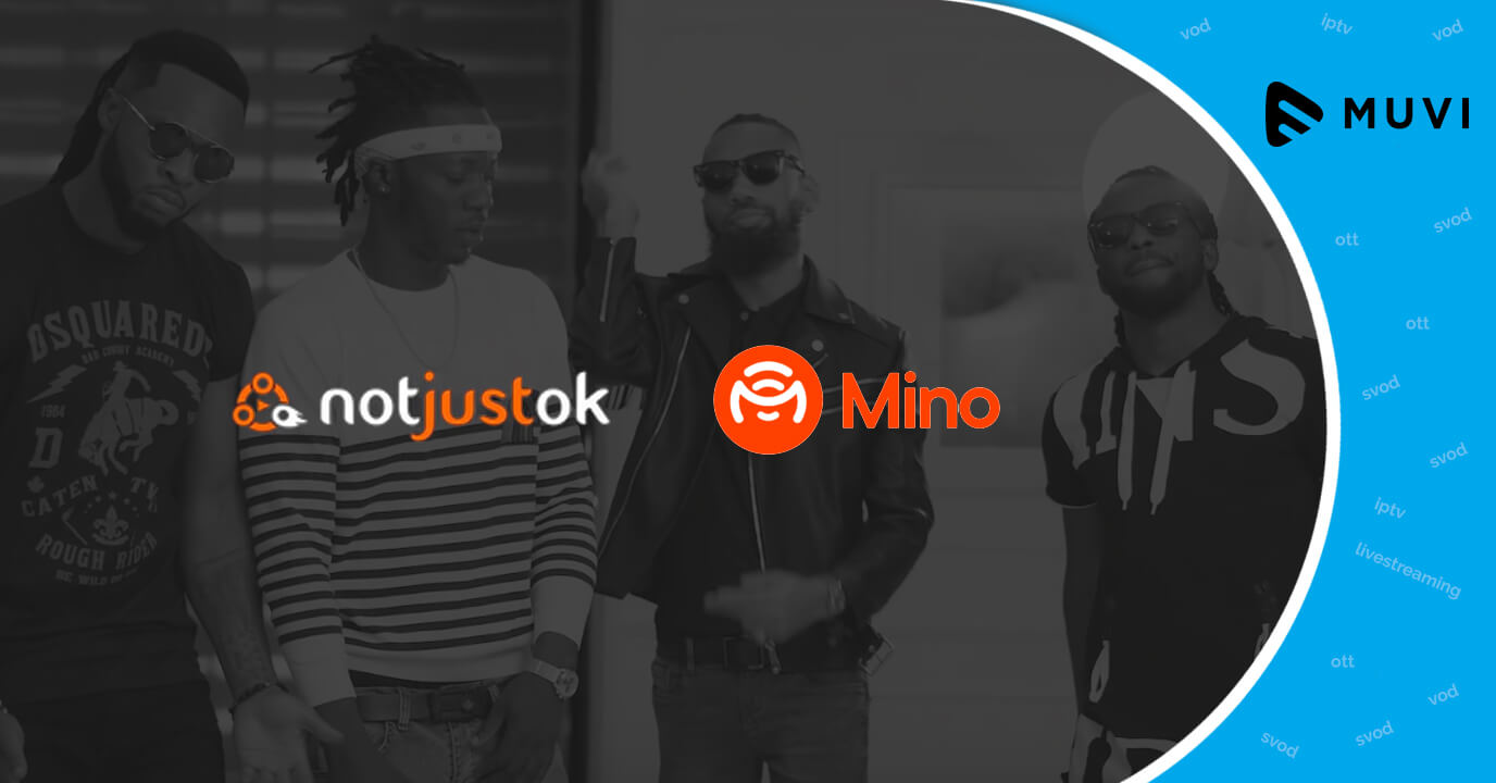 NotJustOk unveils to massive rebrand of music streaming platform