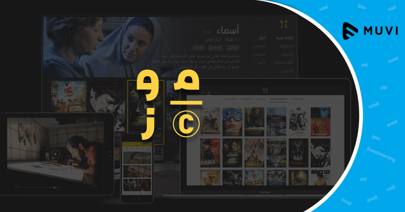 Lebanon VOD service Cinemoz makes original content channel live