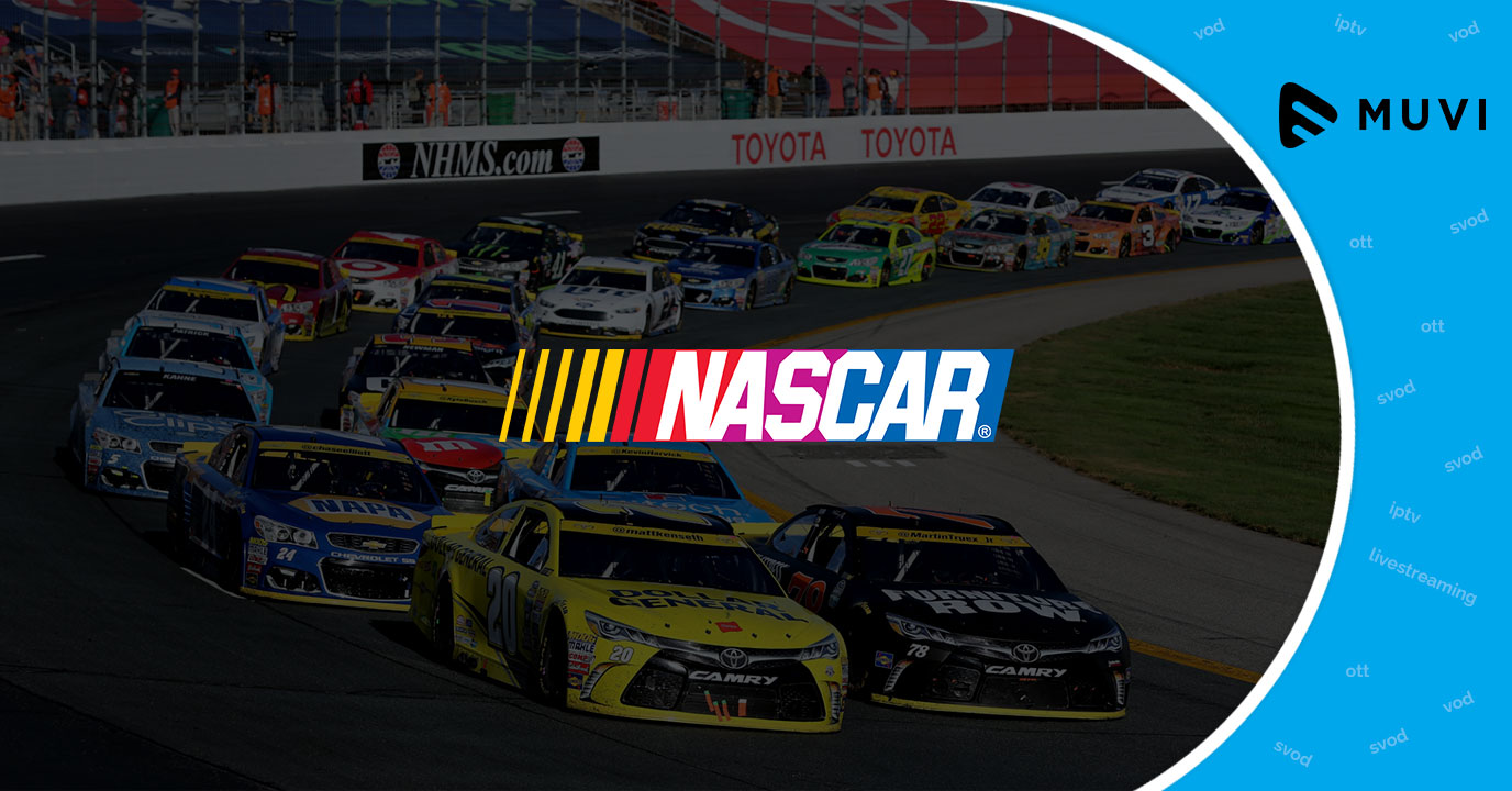 Nascar plans to go OTT