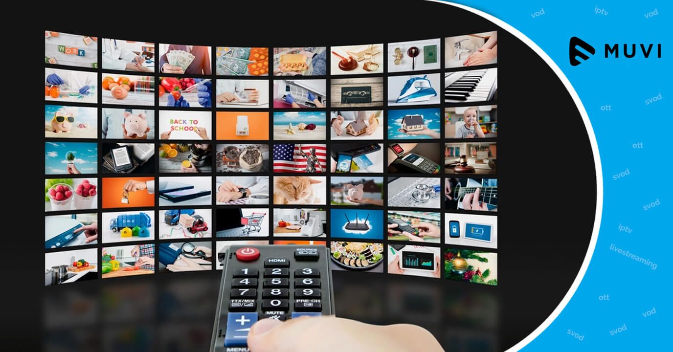 SVoD services continues to dominate Australia