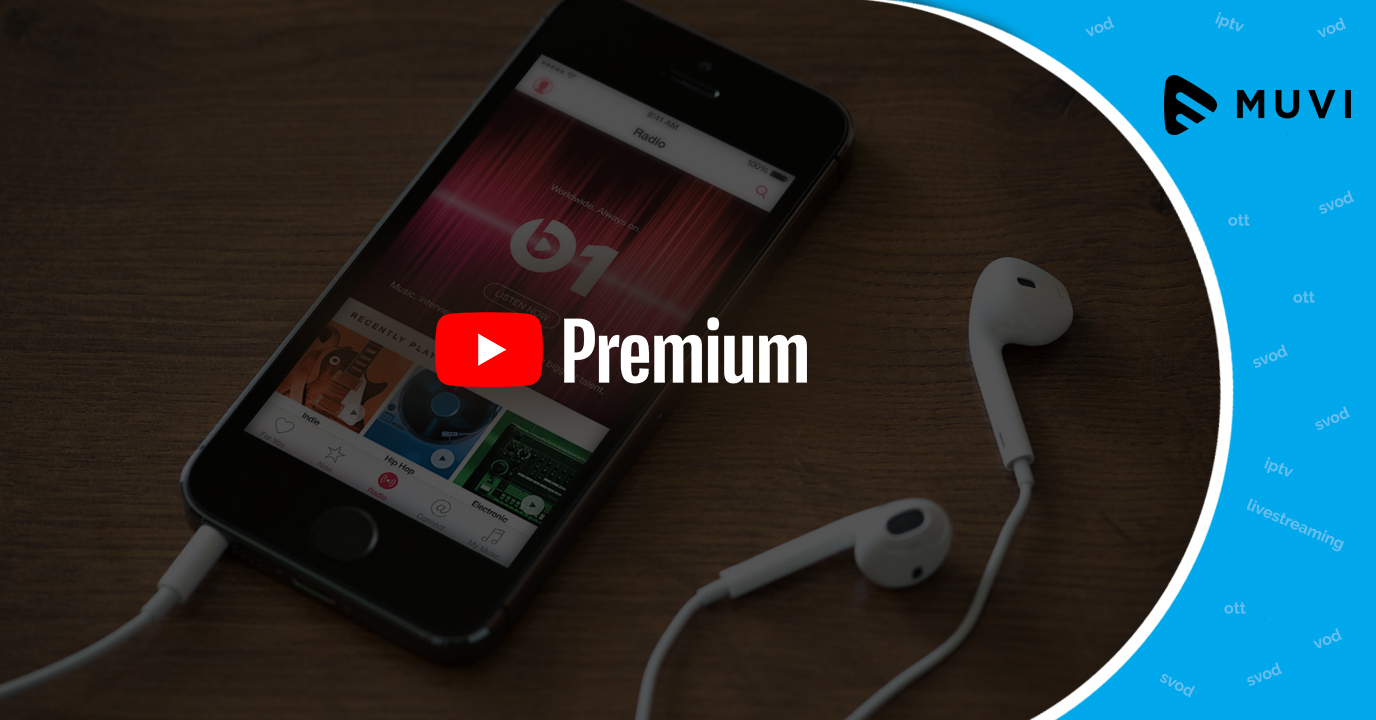 YouTube follows footsteps of Apple Music