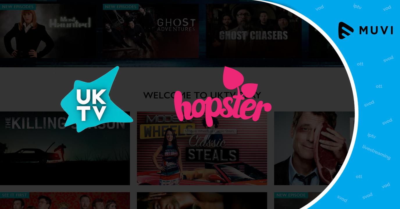 UKTV ventures into SVoD market
